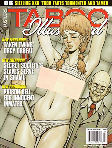 Hustler Taboo Illustrated Magazine #43