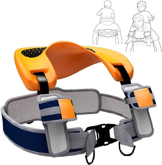 Shoulder Saddle Seat Carrier for Toddlers