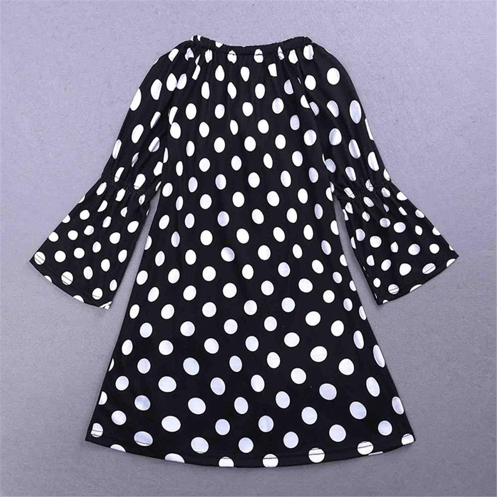 XOXO Precioso Traje de Pijama de Manga Larga Pijama de niña niño 100% algodón Fiesta de Halloween Ropa Infantil (Color : Naranja, tamaño : 120cm): ...