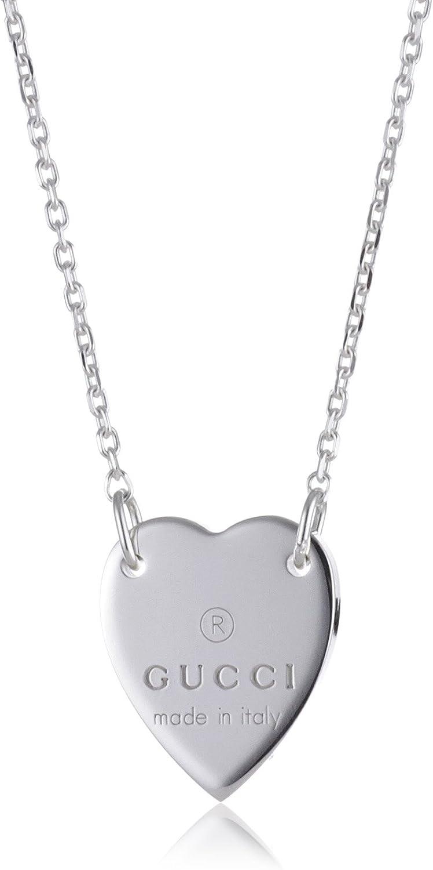 Gucci - Collar de Plata