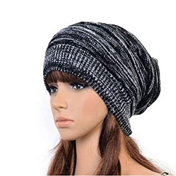 LEORX Slouch Beanie Mütze Skull Hut Mens Womens: Amazon.de: Elektronik