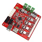 Qjoy ANET V1.0 3D Printer Motherboard 12V LCD Control Board with USB Connector for A2 A6 A8 3D Desktop Printer