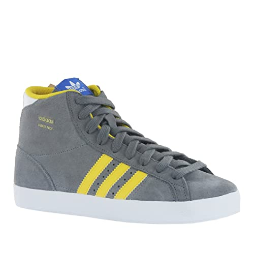 adidas Originals Zapatillas Basket Profi K-6 Trainers, Color Gris, Talla 38 EU: Amazon.es: Zapatos y complementos