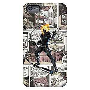 iphone 4 /4s Design cell phone carrying cases Protective Cases Durability ghost rider comics