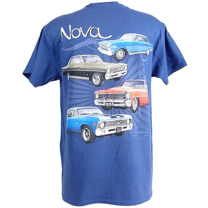 Chevy Nova vintage 'T' men's Med. feAX2BGiZ
