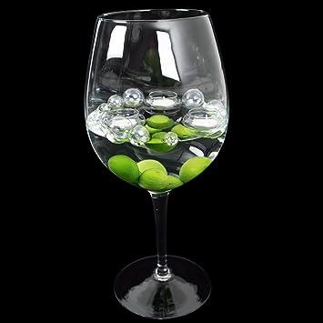 Weingläser Dekorieren glas pokal bowleglas catier höhe 50cm ø 17cm weinglas in zur
