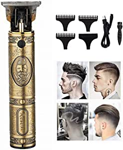 Elikliv Professional Hair Trimmer Rechargeable Electric Hair Clipper Mens Haircut Adjustable Cordless Electric shaver hair clipper