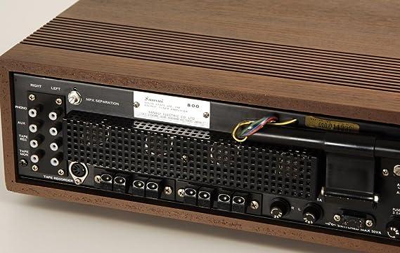 Sansui 800 Receptor: Amazon.es: Electrónica
