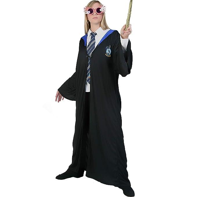XSH Capa Gryffindor Uniforme Escolar Ropa Mágica Disfraz ...