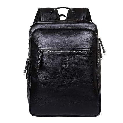 11462ac4fcf5 Amazon.com: Xiejuanjuan Men's Handbags PU Leather Vintage Laptop ...