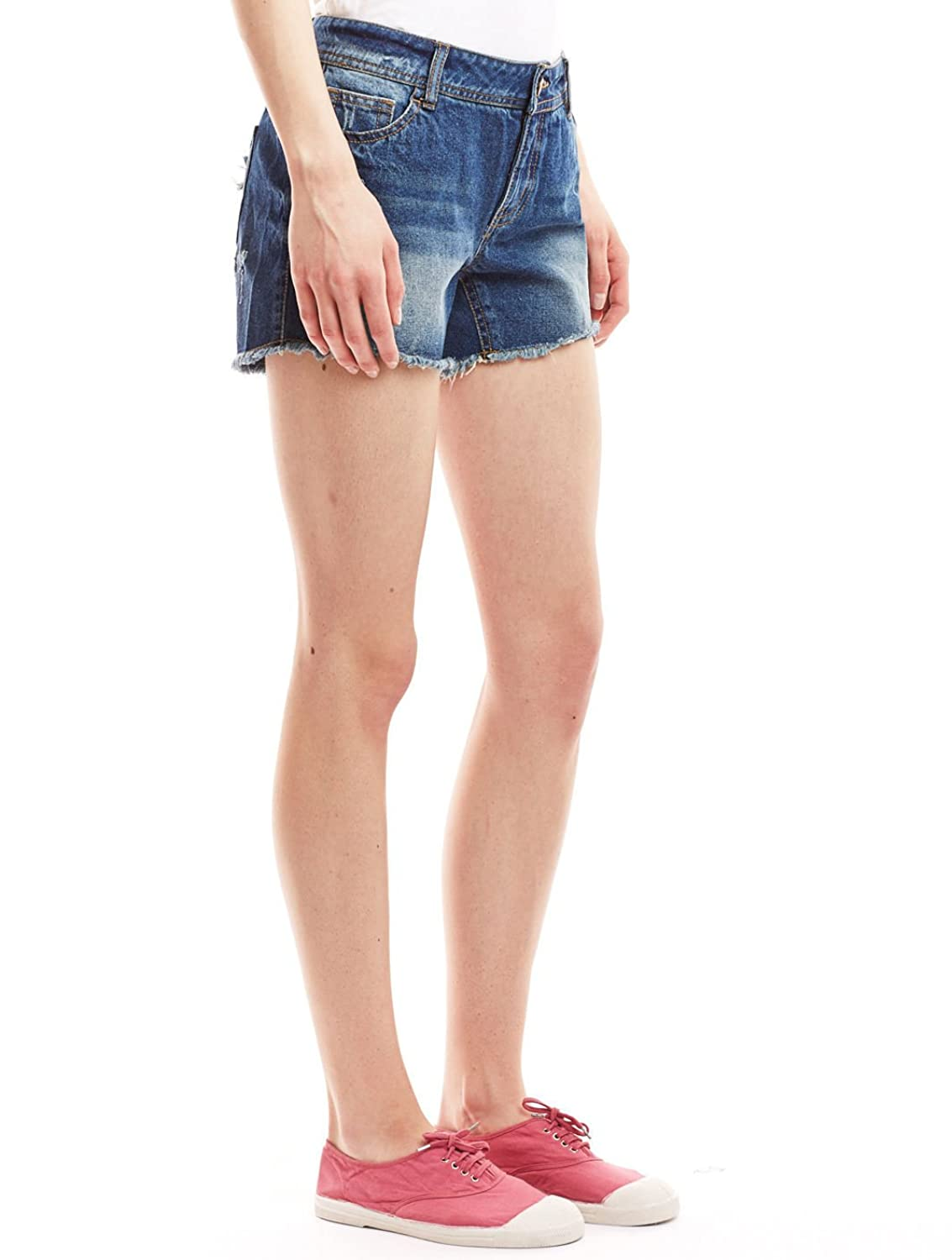 Paula LW Shorts by Vero Moda