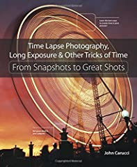 In the newest entry in Peachpit's popular From Snapshots to Great Shots series, photographer John Carucci shares amazing techniques for creative time-related photography techniques, including long-exposure, time-lapse, and high-speed photogr...