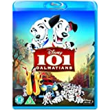 101 Dalmatians [Blu-ray][Region-Free][UK Import]