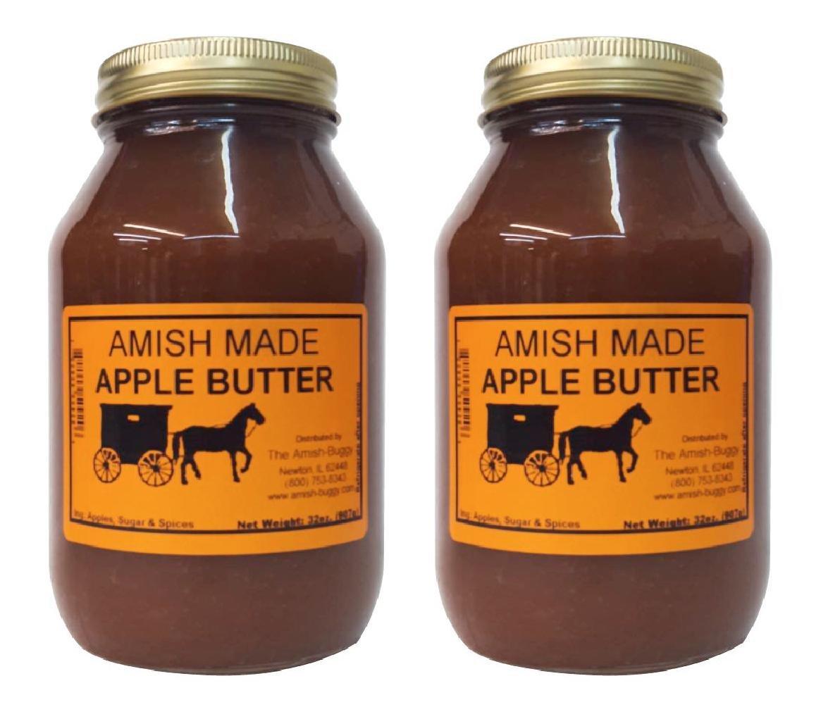 Apple Butter - 2 - 32 Oz Jars