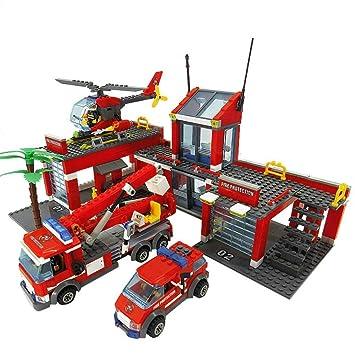 Amazon.com: KAIZI 8051 Bloques de construcción de la ...