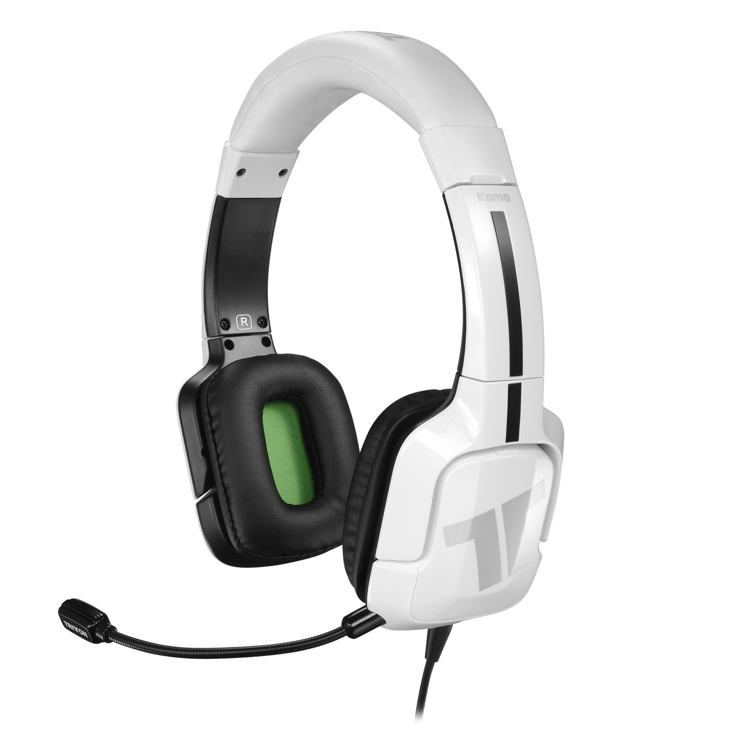 TRITTON Kama Stereo Headset - White by Mad Catz
