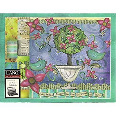 Lang Happiness Blooms By Lisa Kaus Jigsaw Puzzle 500 Piece By Lang