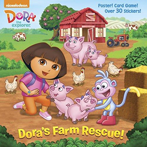 Dora's Farm Rescue! (Dora the Explorer) (Pictureback(R)) -