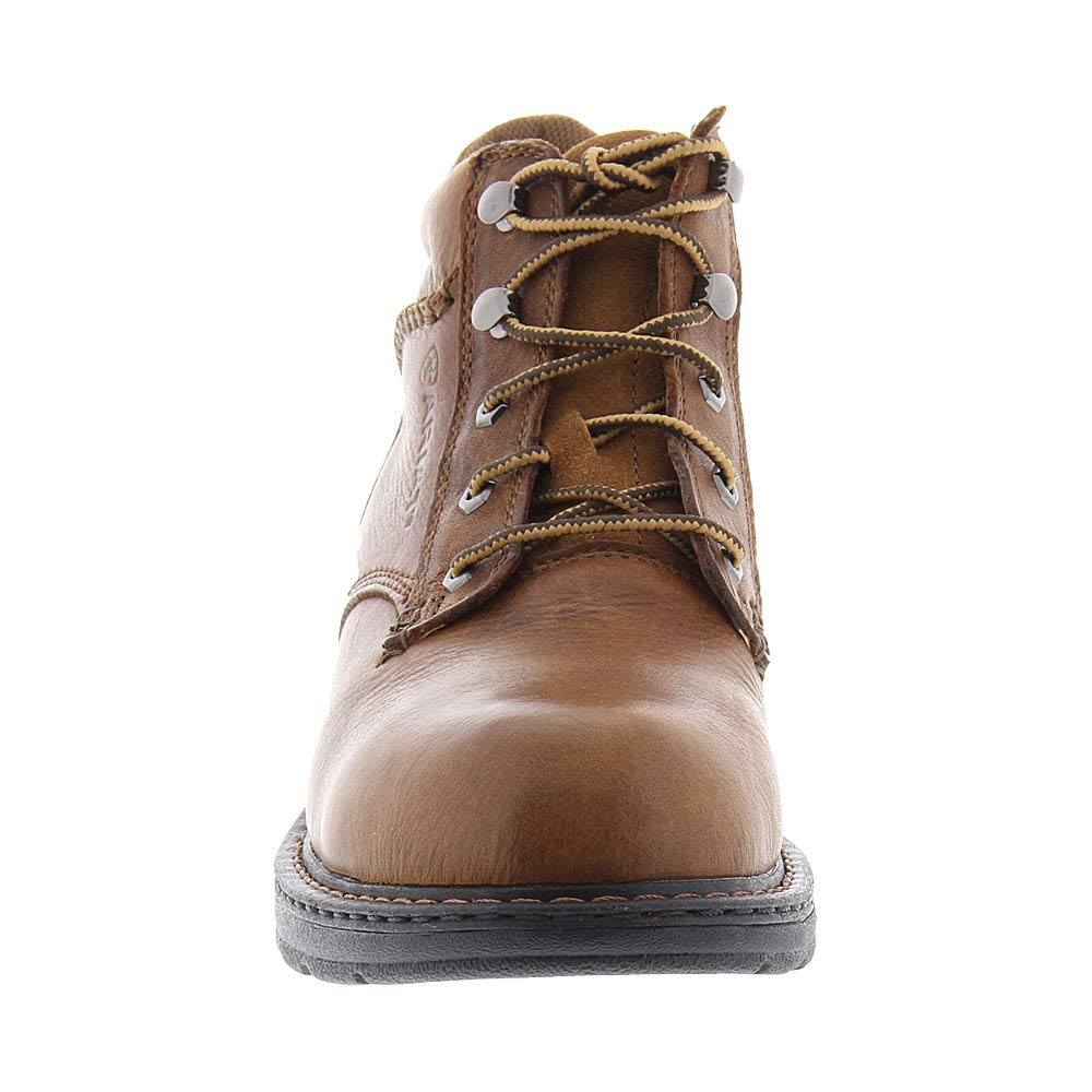 ARIAT Women's Macey Work Boot Composite Toe Peanut 8 M US by ARIAT (Image #4)