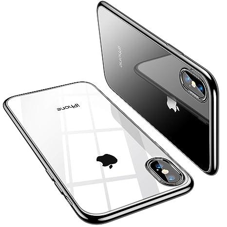 coque ultra fine iphone x transparente