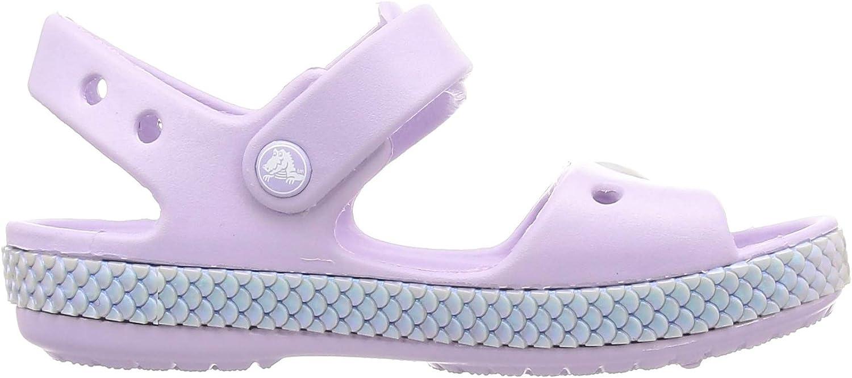 Crocs Crocband Imagination Sandales pour Enfant Lavande Croslite