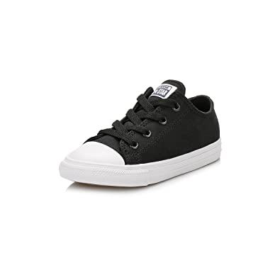 3b94c53097b1b6 Image Unavailable. Image not available for. Color  Converse Chuck Taylor  All Star II Infant Black Textile ...