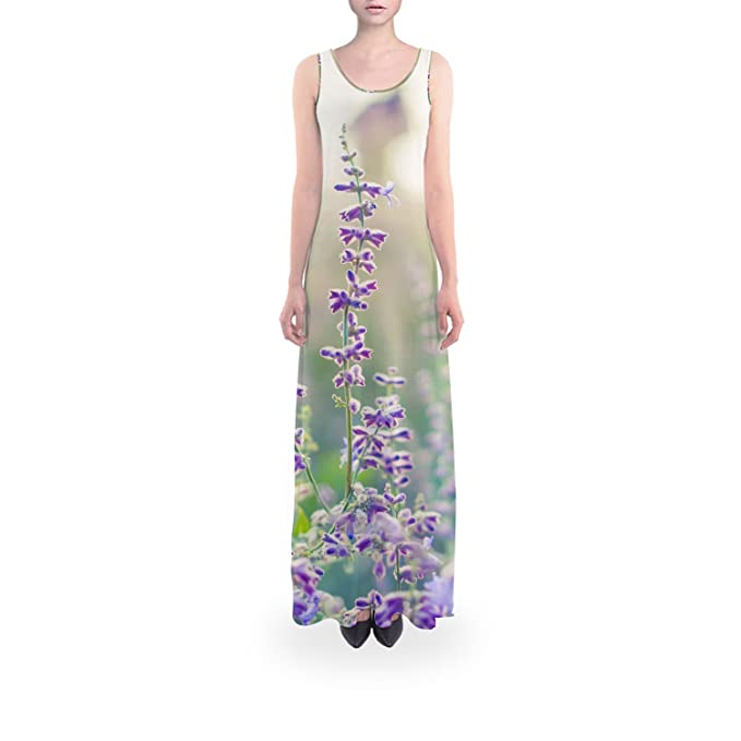 4bd107e50db6 Queen of Cases Lavender at Dusk Flared Maxi Dress - 3XL Short at ...
