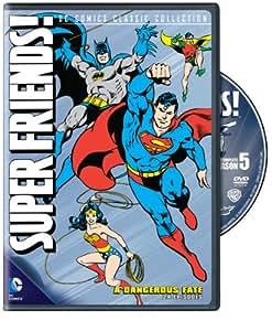 Super Friends: A Dangerous Fate - Season 5
