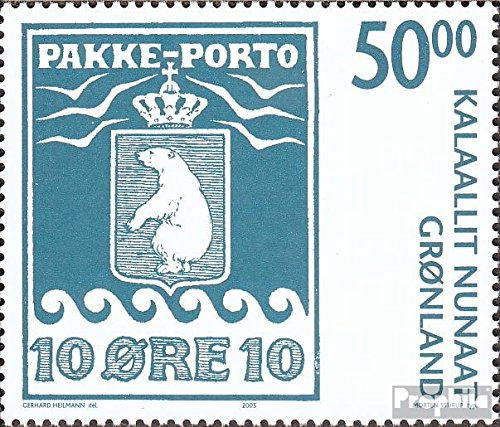 Denmark - Greenland 449I A (Complete.Issue.) 2005 Greenland Stamps (Stamps for Collectors) Stamp on Stamp