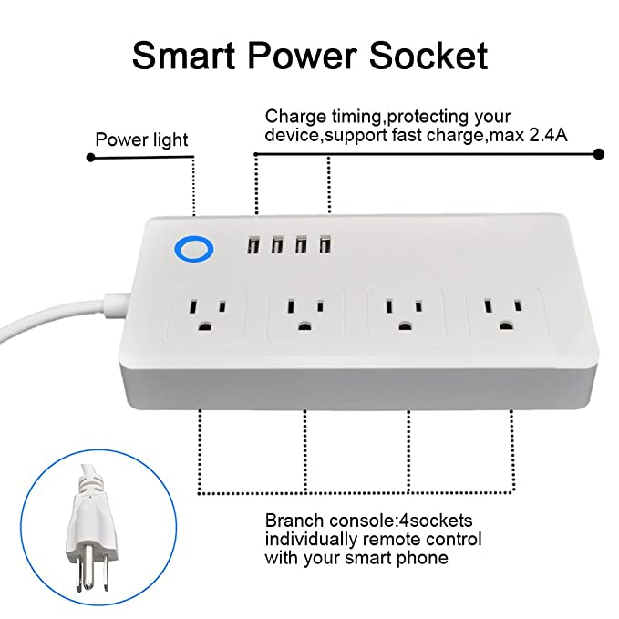 The 8 best xiaomi smart power strip