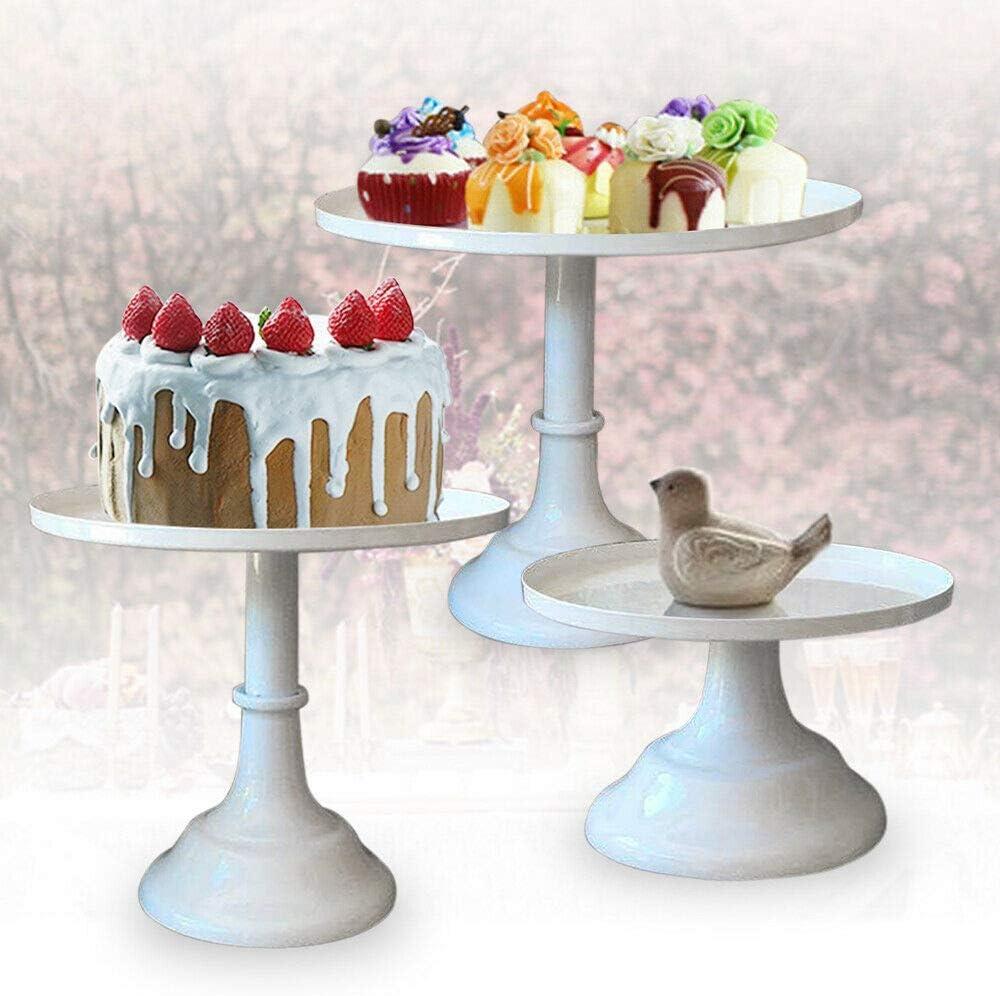 Cupcake Birthday Party Cake Stand Plate Snacks Dessert Display Platters Set