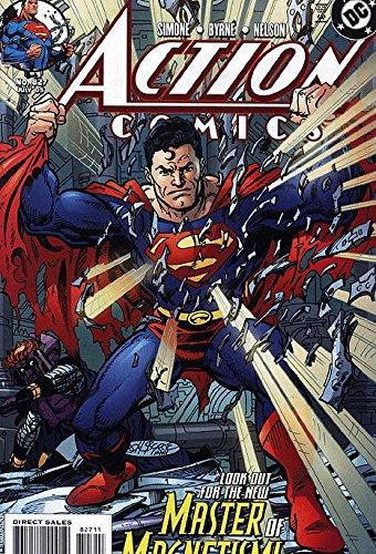 Action Comics (1938 series) #827