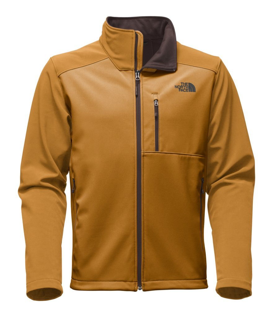 fed3a9bbf7ce Galleon - The North Face Men s Apex Bionic 2 Jacket - Golden Brown   Golden  Brown - M (Past Season)