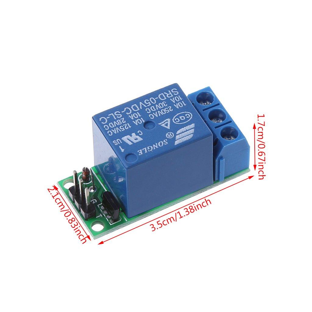 Balain-IO25A01 Module de Relais /à Verrouillage par Bascule 5 V