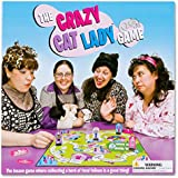 Crazy Cat Lady Board Game– Compete for Cats, Collect Them All!
