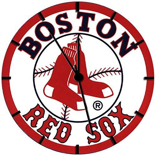 Red Sox Wall Clocks Boston Red Sox Wall Clock Red Sox