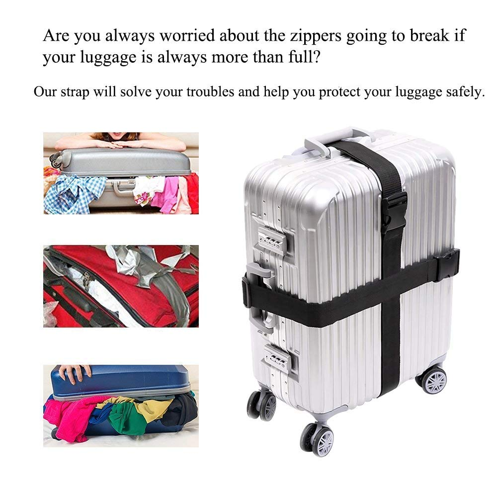 Image American Flag Spandex Trolley Case Travel Luggage Protector Suitcase Cover 28.5 X 20.5 Inch