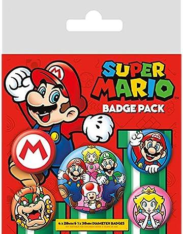 Abzeichen Mario Kart 8 10 x 12.5 cm