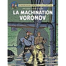 Blake et Mortimer 14 : La machination Voronov
