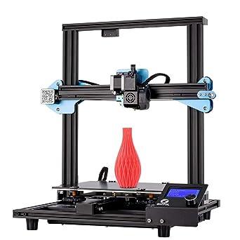 Impresora 3D 95% premontada con fuente de alimentación ...