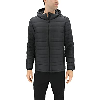 5581f6f1abc15 Amazon.com: adidas outdoor Mens Climawarm Nuvic Jacket (S - Black ...