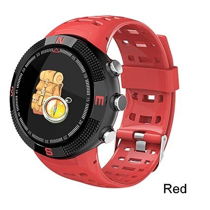 FJTYG Smartwatch GPS Podómetro Ip68 A Prueba De Agua ...