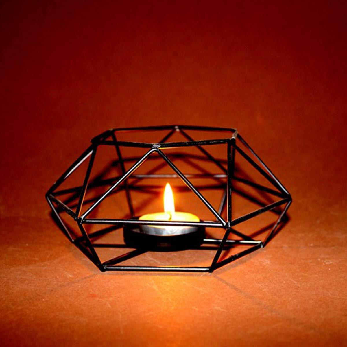 MYAMIA Aceite De Hierro Quemador Candelabro Vela Titular Aromaterapia Lámpara De Aceite Decoraciones Regalo Creativo