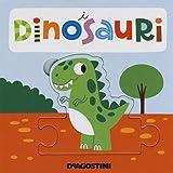 I dinosauri. Libro puzzle. Ediz. a colori