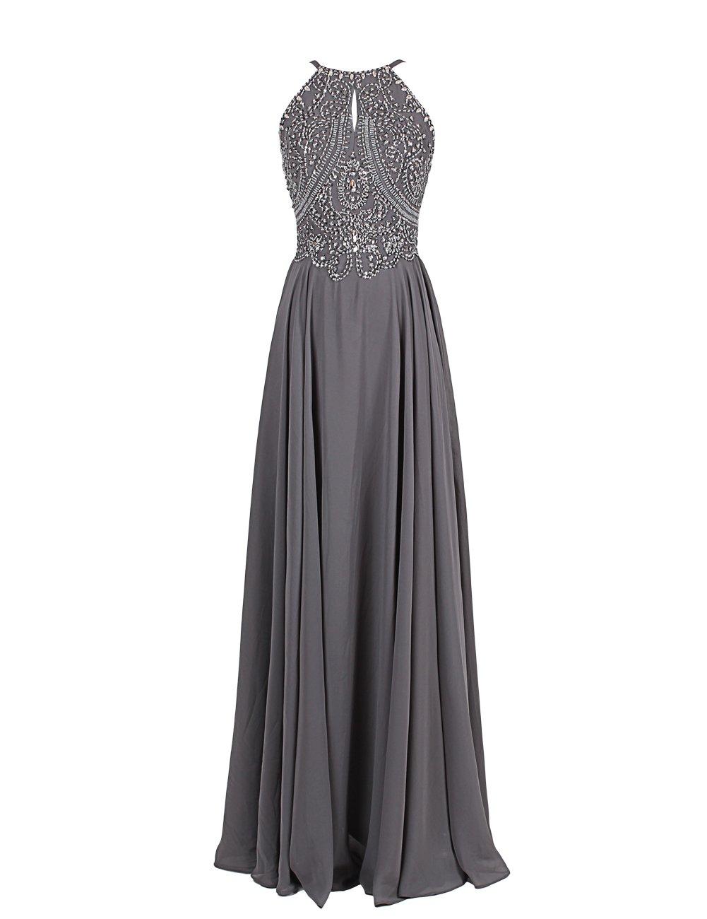Grey Prom Gowns: Amazon.com