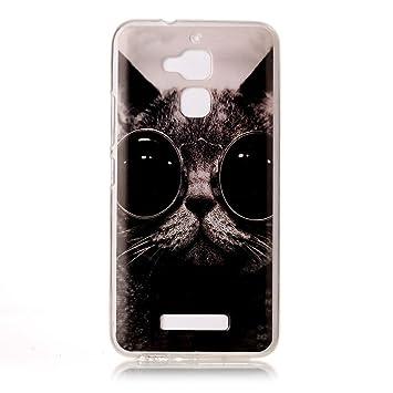 case cover para Asus Zenfone 3 Max 5.2 ZC520TL,Crisant gatos ...