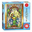 USAopoly PZ005-442 The Legend of Zelda Wind Waker Collector\'s Series 2, 550 Piece, 18 x 24-Inch