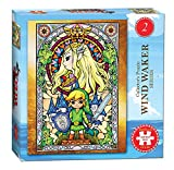 USAopoly The Legend of Zelda Wind Waker Collector's Series #2 Puzzle (550 Piece)