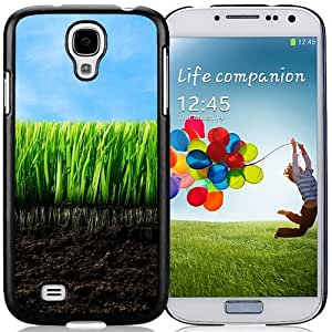 Unique and Fashionable Cell Phone Case Design with Empty Grass Galaxy S4 Wallpaper