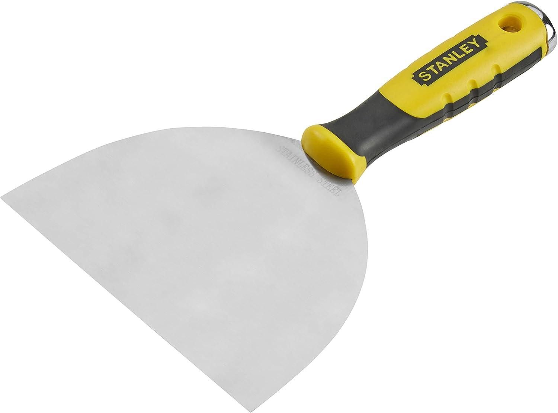 Stanley STHT0-05864 Spatule de plâtrier lame inox 150 mm